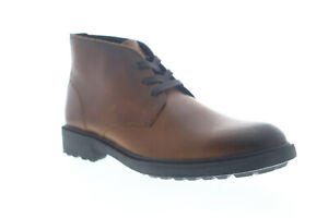 Frye & Co. Jackson Chukka 80651 Mens Brown Leather Chukkas Boots 11.5