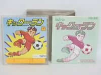 Famicom Disk System KICK AND RUN Ref/bbc Nintendo Japan Game dk
