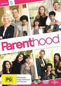 Parenthood : Season 5 (DVD, 5-Disc Set) NEW