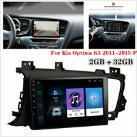 For Kia Optima K5 2011-2015 9'' Android 10.1 RAM 2GB ROM 32GB Car Stereo Radio