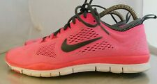 Womens Nike Free 5.0 TR Running Shoes Size: 9.5 Color: Pink Black