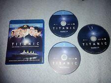 Titanic (Blu-ray/dvd complete series