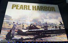 PEARL HARBOR 50th Anniversary Tuff Stuff PROMO 8.5x11 JUMBO Card 2 Sided COLOR