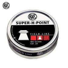 RWS Super H Point .22 Air Rifle Pellets Air Gun Ammunition Tins of 500