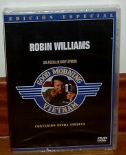 GOOD MORNING VIETNAM BUENOS DIAS VIETNAM DVD NUEVO DRAMA COMEDIA ROBIN WILLIAMS