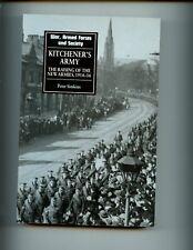 KITCHENER'S ARMY: RAISING OF NEW ARMIES 1914-1916, Simkins, SB  VG