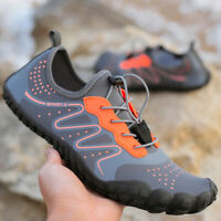 Men's Wading shoes Swimming Shoes Beach Water Shoes Non-slip Breathable Big Size
