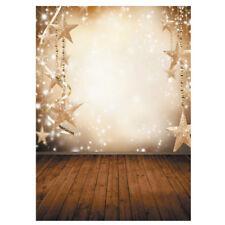 Weihnachten duenne Vinyl Hintergrund Fotografie Stuetze Schnee Foto Hinterg X8N7
