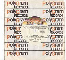 KISS - SHANDI / SHE'S SO EUROPEAN Ultrarare 1980 Aussie Single Release! M-