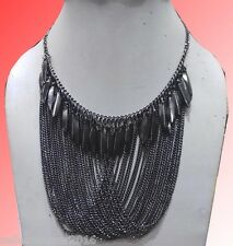 Cosmos Handmade Coated Chain Necklace For Girls & Women Handicrafts