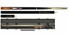 BUFFALO 4 PIECE PURE 3/4 JOINT SNOOKER CUE & CASE SET