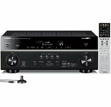 Yamaha RX-V775WA 7.2 CH Home Theater Network AV Receiver WiFi 4k Airplay