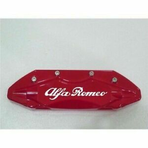 6 Stück Alfa Romeo Bremssattel Hochtemperatur Aufkleber STlCKER Sport Grafik