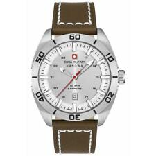 SWISS MILITARY HANOVA MEN'S CHALLENGE 42MM SWISS QUARTZ WATCH 06-4282.04.001
