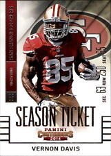 2014 Panini Contenders Football Base Singles (Pick Your Cards)