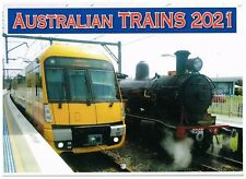 AUSTRALIAN  TRAIN 2021 CALENDARS