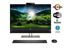 "HP 27"" All-in-One 1080p Touchscreen Computer 8GB 1TB AMD Ryzen 5 3.60GHz Turbo"