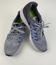Nike Air Zoom Pegasus 33 Gray Men Size 8, Athletic Running Shoes 831352-004