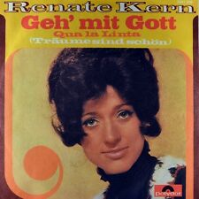 "7"" RENATE KERN Geh mit Gott JOAN BAEZ ENNIO MORRICONE Here's To You POLYDOR 1971"
