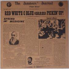 RED, WHITE, & BLUE GRASS: Pickin! Up COMPLETE GRC Vinyl LP NM- Bluegrass