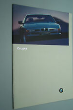 1997 bmw 850ci 840ci owners sales brochure 8 series  e31 usa market