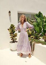 Jaase Zola Print Amas Maxi Dress