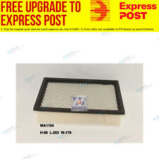 Wesfil Air Filter WA1104 fits Ford Escape 3.0 AWD