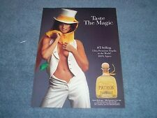 """Patron Agave Tequila Ad Lot with PMOY Karen McDougal """"Taste the Magic"""""""