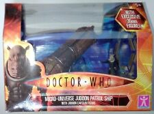 Doctor Who Micro-Universe Judoon Patrol Ship with Judoon Captain Figure