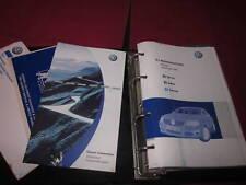 2006 VOLKSWAGEN VW PASSAT OWNERS MANUAL OWNER'S SET