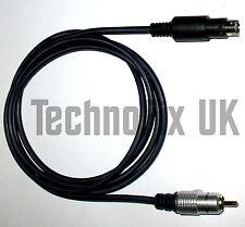 Manipulación por Amplificador Lineal/cable de conmutación/ptt kenwood TS-480HX TS-480SAT TS-480