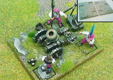 Wargames Artillery Movement Tray Base Cannon Mortar