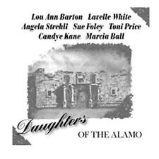 Daughters Of The Alamo 2-CD NEW SEALED Lou Ann Barton/Lavelle White/Marcia Ball+