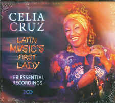 "CELIA CRUZ ""HER ESSENTIAL RECORDINGS"" CD Best of"