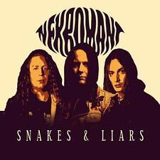 NEKROMANT - Snakes & Liars (NEW*DIGI*SWE HEAVY/DOOM METAL*ORCHID*EX-SERPENT)