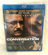 The Conversation (Blu-ray Disc, 2011) 1974 Gene Hackman Francis Coppola