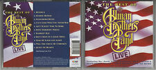 Allman Brothers Band-The Best of live-CD 1998 NEUF/NEW