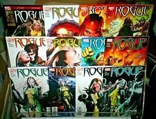 ROGUE #1-12 Full Set MARVEL COMICS Forget-Me-Not X-MEN Wolverine NM 9.2 Unread