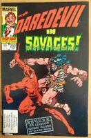 DAREDEVIL #202 (1984 MARVEL Comics) ~ FN/VF Comic Book