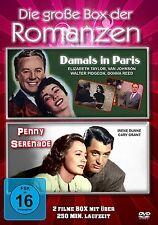 DAMALS A PARIGI + PENNY SERENADE Elizabeth Taylor CARY GRANT Classico Box DVD