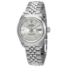 Rolex Lady-Datejust Silver Dial Automatic Ladies Jubilee Watch 279160SSJ