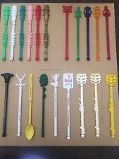 Vintage Seattle Swizzle Sticks Lot Of 20