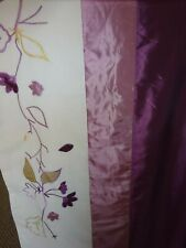 "Tape Top Lined Curtains 66"" x 72"""