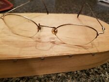 Antique Wire Rim Spectacles Glasses, Very Old