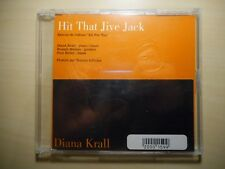DIANA KRALL : HIT THAT JIVE JACK [ CD MAXI ]
