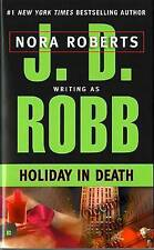 Holiday in Death by Nora Roberts, J D Robb (Hardback, 1998)
