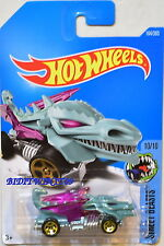 HOT WHEELS 2017 STREET BEASTS DRAGON BLASTER