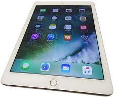 Unlocked Apple iPad Air 2 64GB White / Silver WiFi GSM 2nd iOS 10.3.1 A1567