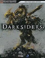 Darksiders by BradyGames Staff (2009, Paperback)