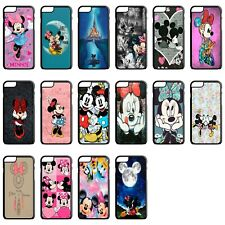 Disney Minnie Mouse Colourful Hard Case Cover for iPhone 5 SE 6 7 8 XS XR MAX